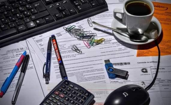 Escritório de contabilidade - Gestão de negócios