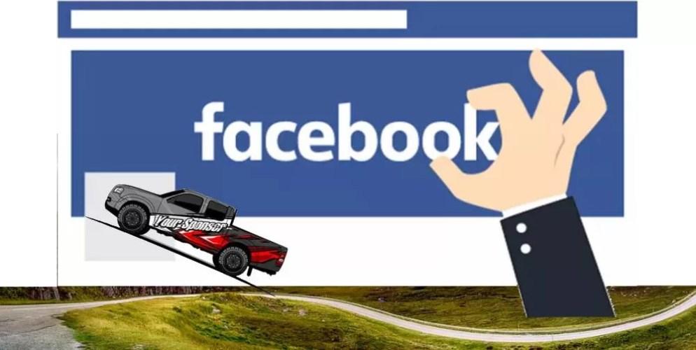 Tráfego orgânico para páginas do Facebook