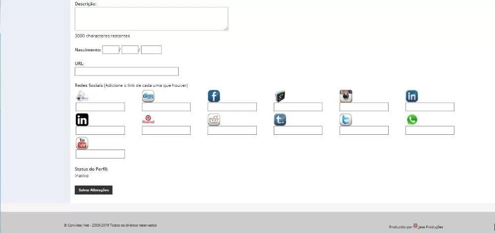 painel convidar.net meus dados perfil-3