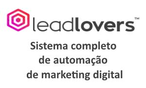 leadlovers Sistema completo de automação de marketing digital