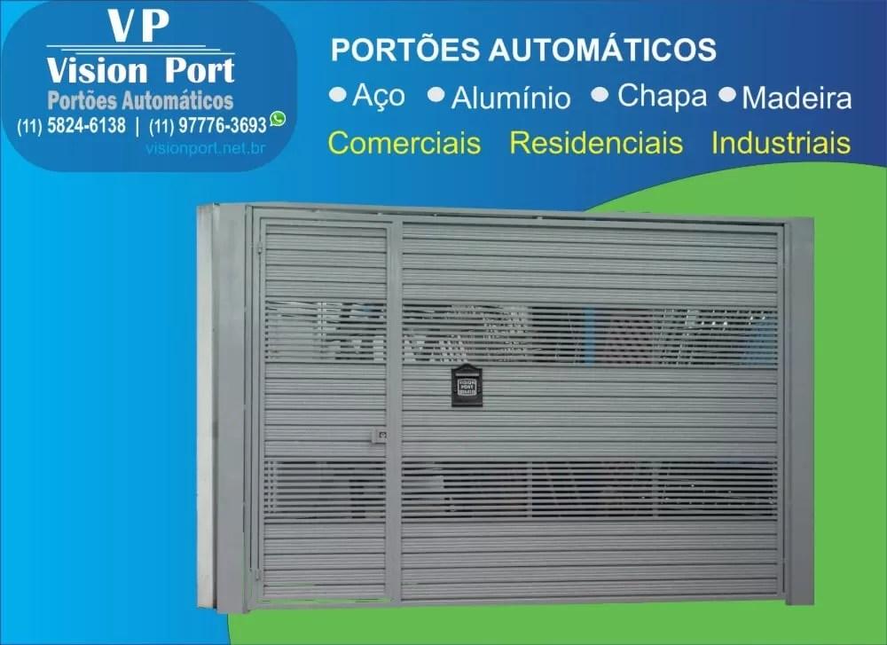 anúncio classificado vision port