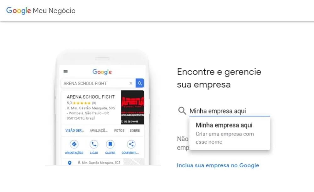 Como anunciar grátis no Google cadastro