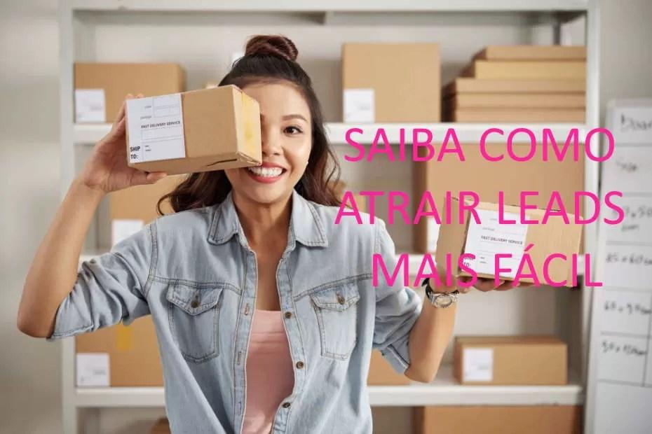 Como atrair leads ao seu e-commerce