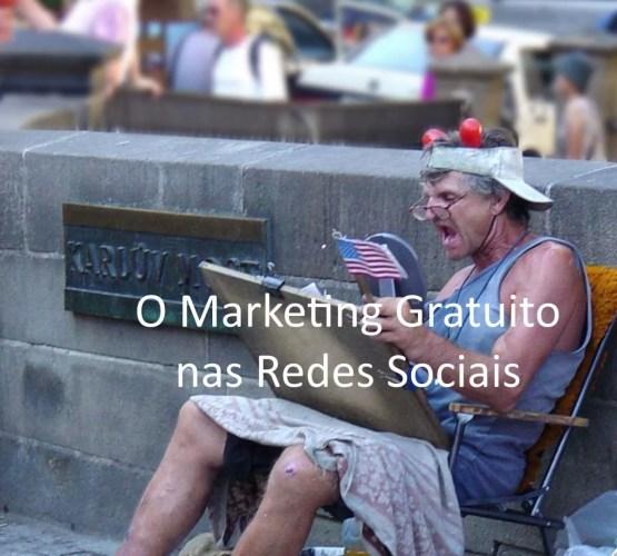 Facilidade de Uso das Redes Sociais Para o Marketing Gratuito