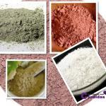 Remedio natural casero de como puedes curar el acné con arcilla verde y/o roja