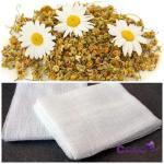 Remedio casero de como curar orzuelos con compresas de manzanilla ecológica