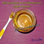 Enjuague bucal casero, antibacteriano y blanqueador. ¡Ideal para candidiasis bucal!
