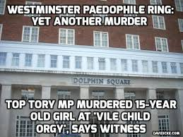 Paedophilia  MP's Rent boys