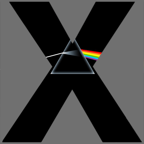 Het geweldige The Dark Side of the Moon van Pink Floyd
