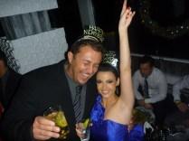 Sheldon and Anita Partying @Ava Lounge NYC