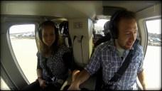 Helikoptervlucht maken, IJsland nr 1. Puur geluk, RTL4, Endemol, Staatsloterij, IJsland, Dimitri, Inge van Dillen