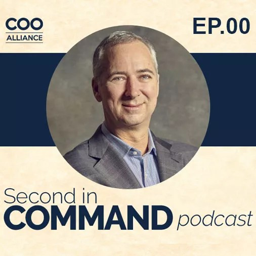Second in Command Podcast - Episode 00 - Cameron Herold