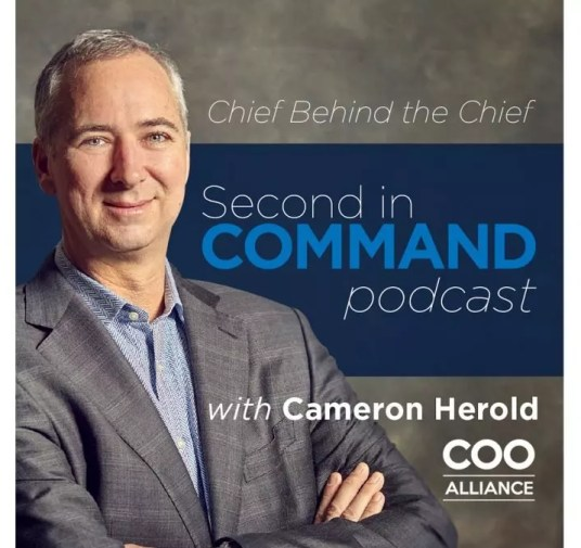 Why Did Cameron Create the Second in Command Podcast?