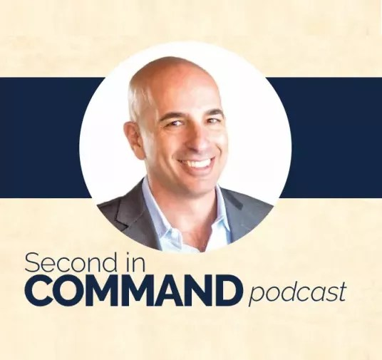 Second In Command Podcast - Gadi Shamia (COO Alliance)