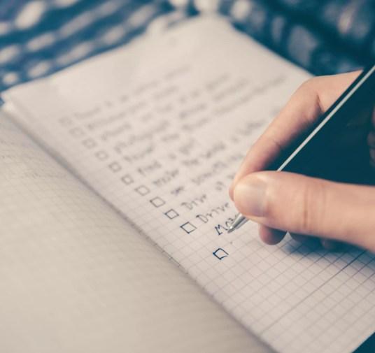 The New Employee Checklist!
