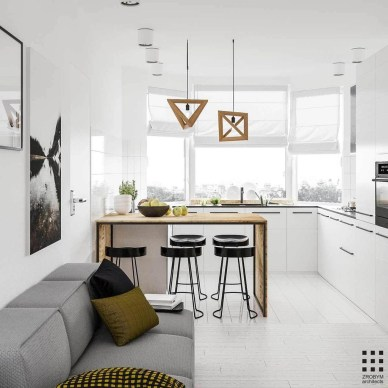 Amazing Apartment Design Collections You Have To Know 50