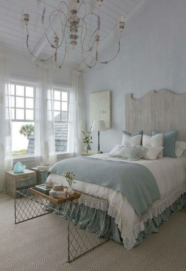 Amazing Rustic Farmhouse Master Bedroom Ideas 18