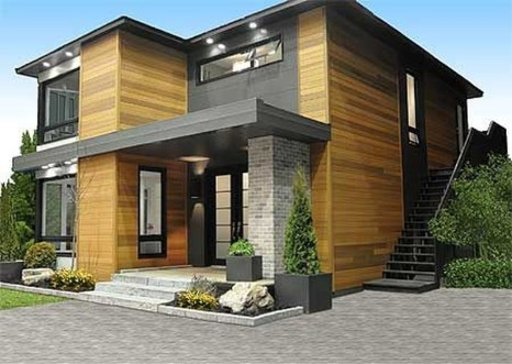 Best Small Modern Home Design Ideas On A Budget 05