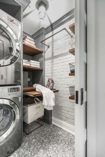 Genius Laundry Room Storage Organization Ideas 03