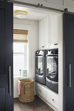 Genius Laundry Room Storage Organization Ideas 38