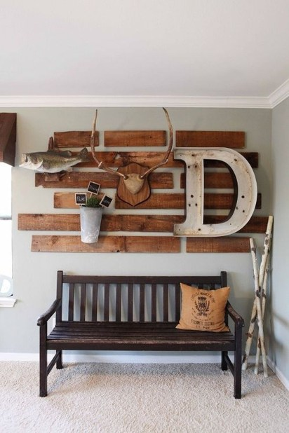 Gorgeous Wall Decor Collections For Your Apartment 01