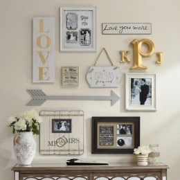 Gorgeous Wall Decor Collections For Your Apartment 24