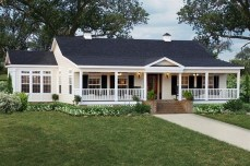 Great Front Porch Addition Ranch Remodeling Ideas 43