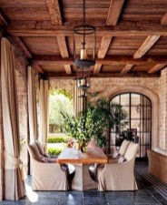 Incredible Fancy French Country Dining Room Design Ideas 12