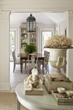 Incredible Fancy French Country Dining Room Design Ideas 47