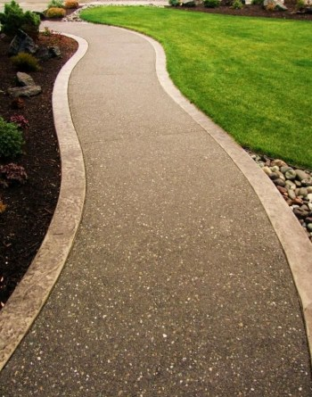 Stunning Front Yard Path Walkway Design Ideas 07