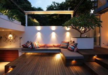 Amazing Backyard Seating Design Ideas 20