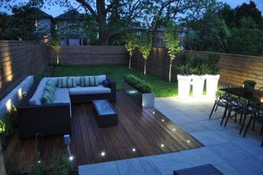Amazing Backyard Seating Design Ideas 30
