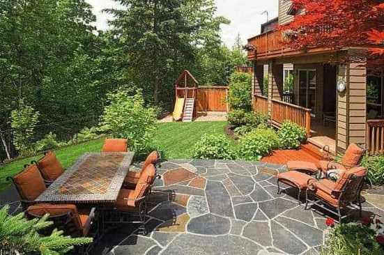 Amazing Backyard Seating Design Ideas 46