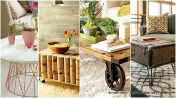 Amazing Coffee Table Ideas Get Quality Time 06