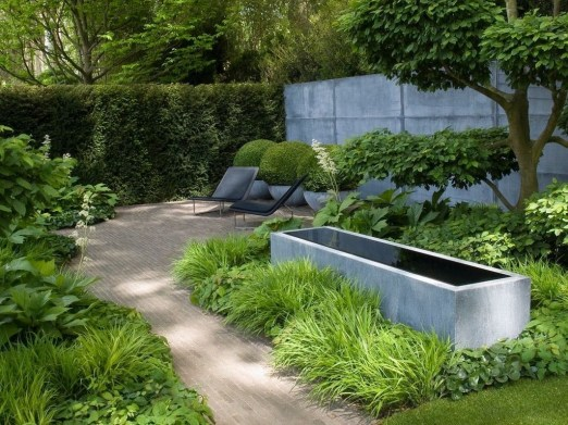Amazing Scandinavian Backyard Landscaping Ideas 34