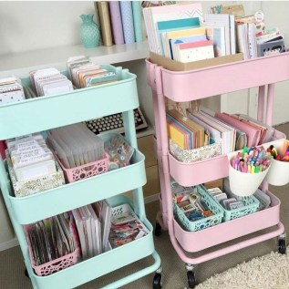 Awesome Bedroom Organization Ideas 16