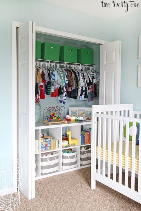 Awesome Bedroom Organization Ideas 38