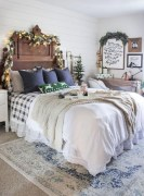 Awesome Farmhouse Style Master Bedroom Ideas 24