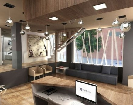 Beautiful Contemporary Office Design Ideas 17