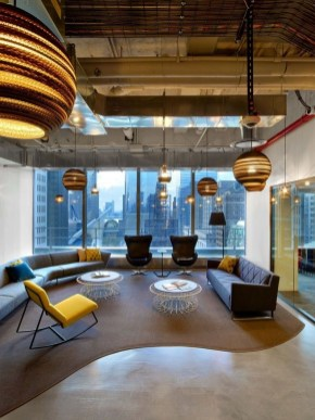 Beautiful Contemporary Office Design Ideas 26