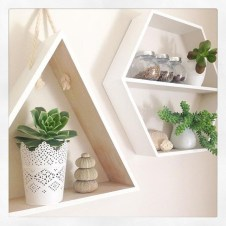 Cheap Decorative Box Shelves Ideas 11