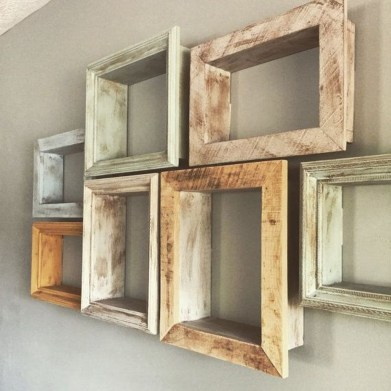 Cheap Decorative Box Shelves Ideas 16