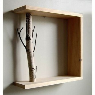 Cheap Decorative Box Shelves Ideas 29