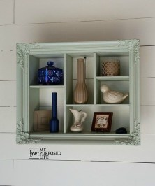 Cheap Decorative Box Shelves Ideas 49