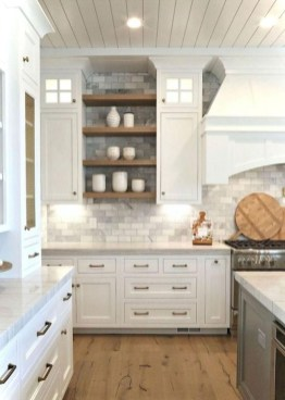 Cool Rustic Farmhouse Kitchen Ideas 50
