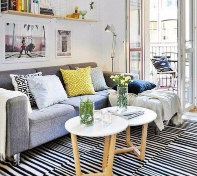 Creative Scandinavian Living Room Ideas 25