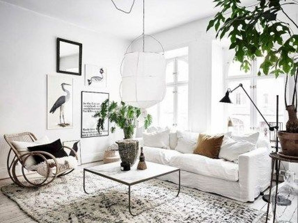 Creative Scandinavian Living Room Ideas 48