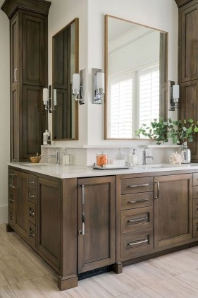 Fancy Modern Master Bathroom Ideas 17