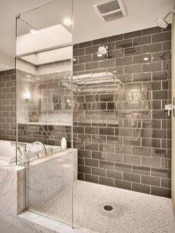 Fancy Modern Master Bathroom Ideas 39