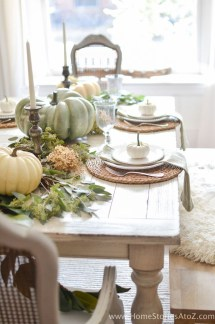 Fascinating Fall Home Tour Decor To Inspire 14